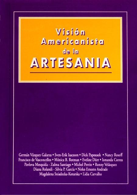 Visión americanista de la artesanía