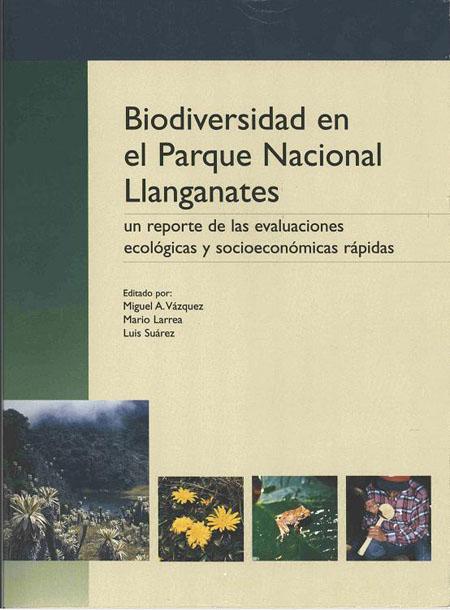 Biodiversidad en el Parque Nacional Llanganates