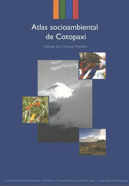 Atlas socioambiental de Cotopaxi