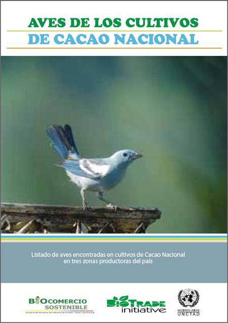 Aves de los cultivos del cacao nacional