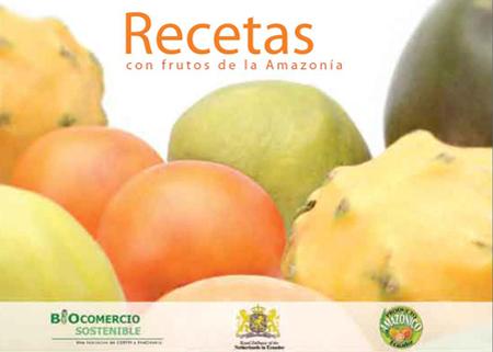 Recetas con frutos de la Amazonía