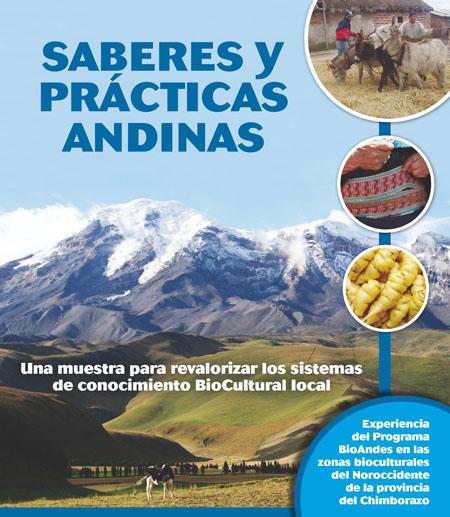 Saberes y prácticas andinas