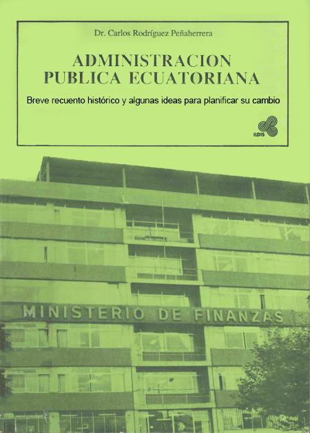 Administración pública ecuatoriana