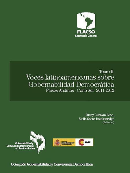 Voces latinoamericanas sobre gobernabilidad democrática