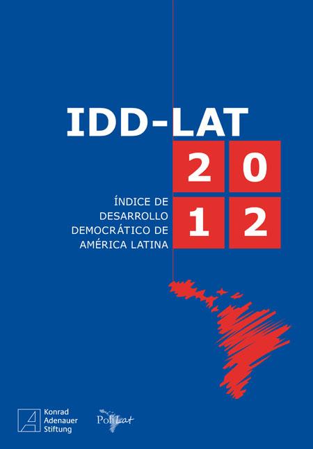 Índice de Desarrollo Democrático de América Latina IDD-Lat 2012