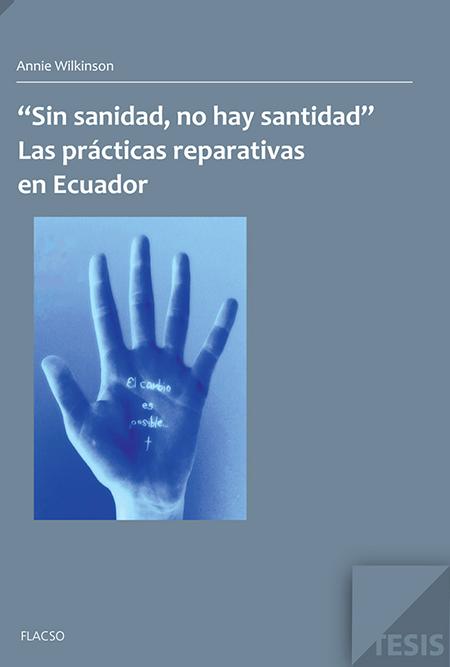 """""""Sin sanidad, no hay santidad"""""""