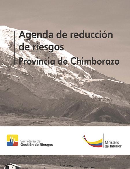 Agenda de reducción de riesgos