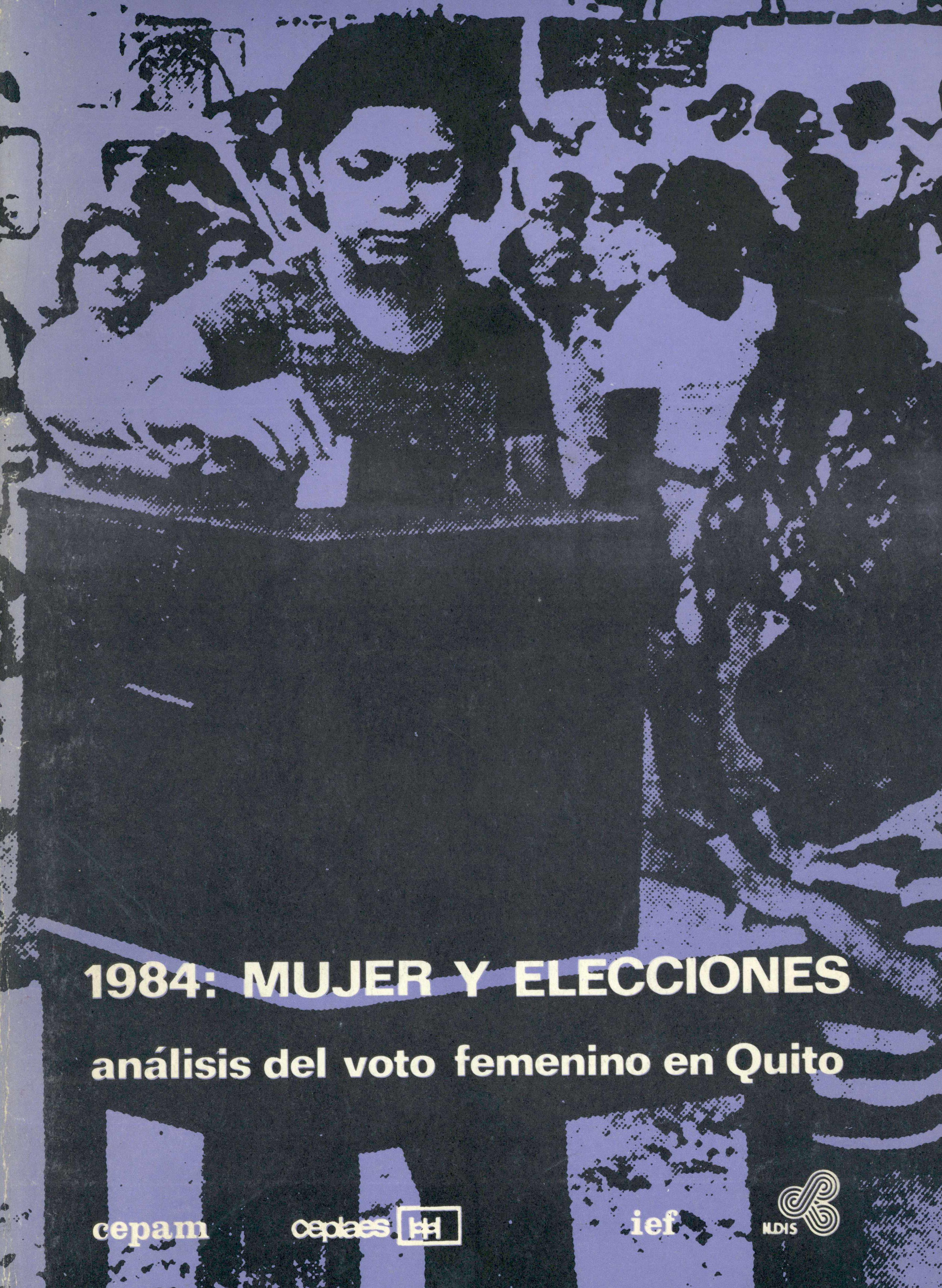 1984: Mujer y elecciones