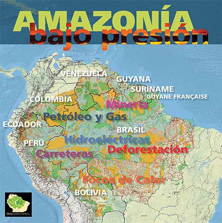 Amazonía bajo presión