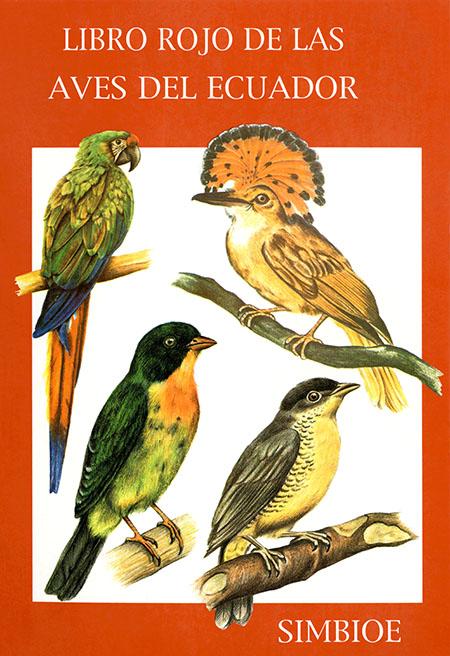 Libro rojo de las aves del Ecuador