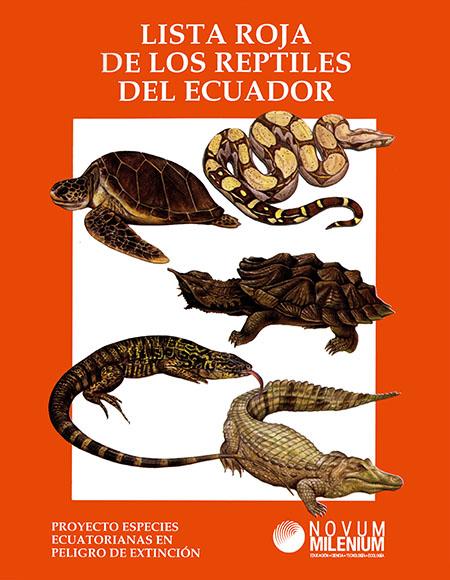 Lista roja de los reptiles del Ecuador