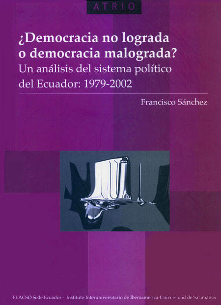 ¿Democracia no lograda o democracia malograda?