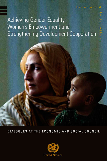Achieving Gender Equality, Women´s Empowerment and Strengthening Development Cooperation